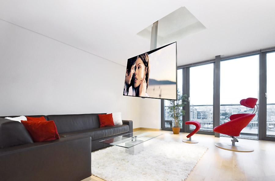 Tecnical ocultaci n elevaci n pantallas de televisor for Colecciones omnia